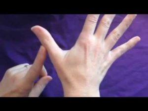 finger breathing