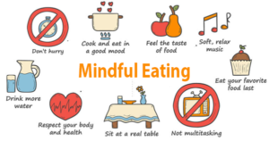 Mindful eating quote