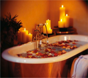 mindfulness bath